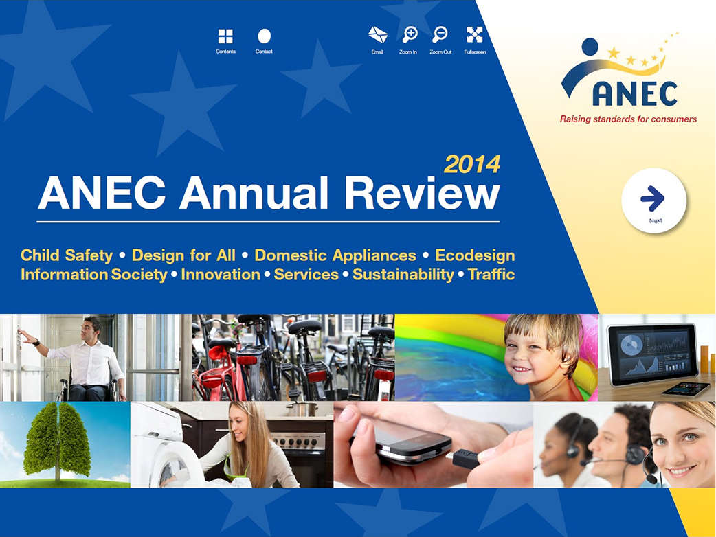 ANEC review 2014