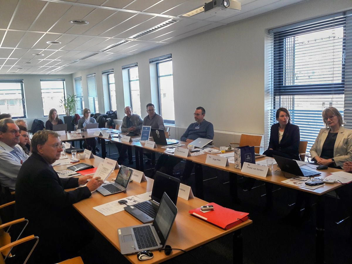 Digital Society WG meeting