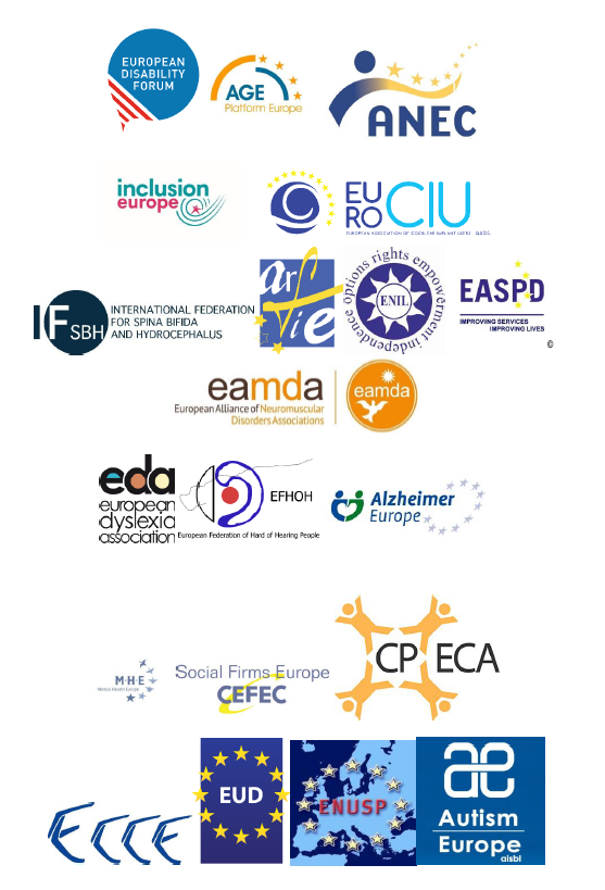 Logos of co-signatories