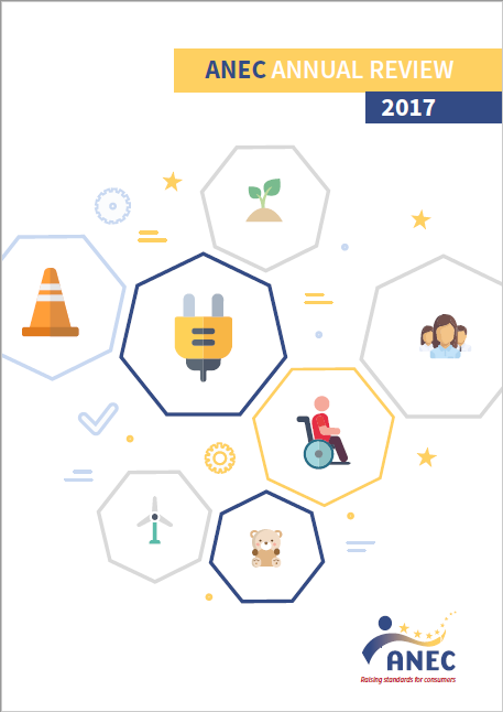 Annual Reviews - ANEC: The European consumer voice in