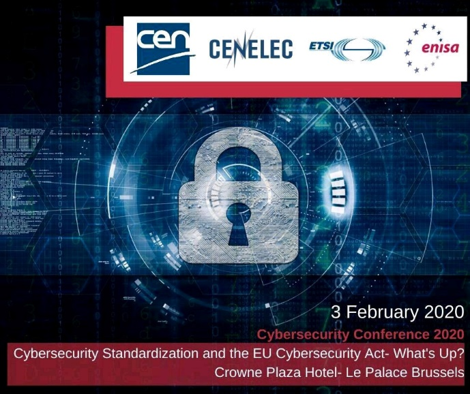 ENISA conference on cybersecurity