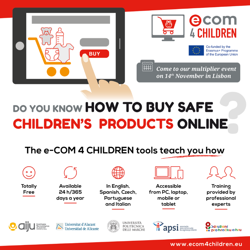 Buying safe childrens products online